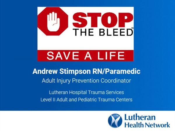 stop the bleed safety